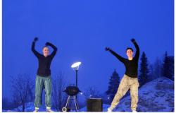 zoloz - Dans Yukigassen, Luleå